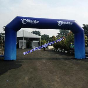 Balon Gate Tribun Jabar 4 x 8