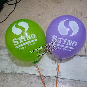 Balon Print Sting