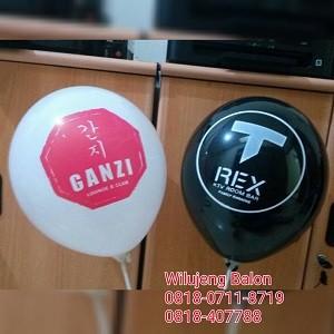 Balon Print TREX & GANZI