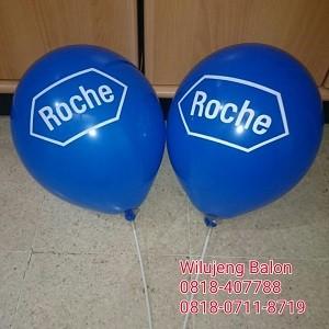 Balon Print ROCHE